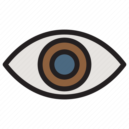 eye, preview, see, view icon