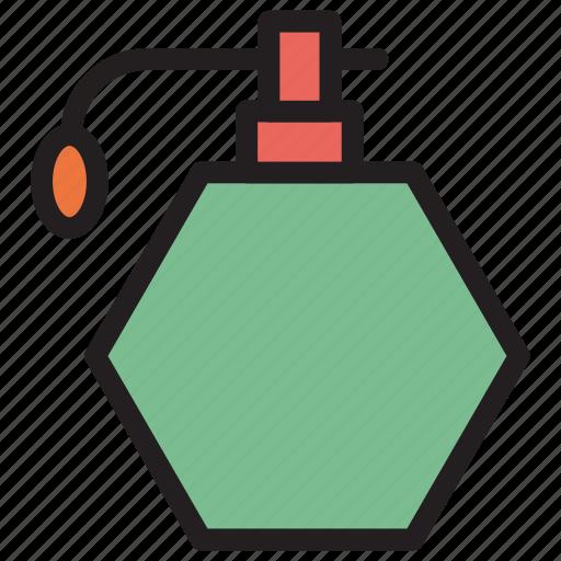 aroma, fashion, perfume, spray icon