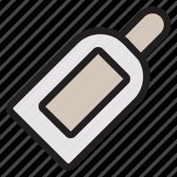 bottle, cosmetics, gel, hairoil icon