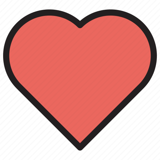 favorite, health, heart, love icon