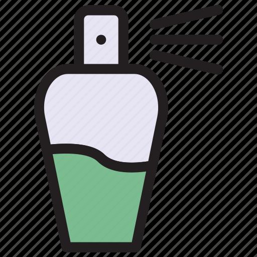 Cosmetics, fragrance, perfume, spray icon - Download on Iconfinder