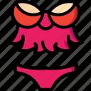 beauty, lingerie, underclothes, underwear