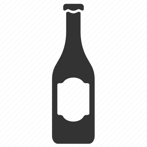 alcohol, alcoholic, beer, beverage, bottle, drink, liquor icon