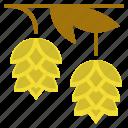 beer, brew, hops, taste icon