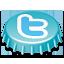 beer cap, twitter icon