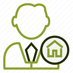 agent, building, consultantl, estate, realtor icon