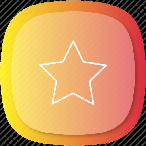achievement, best, favourite, good, heart, main, star icon