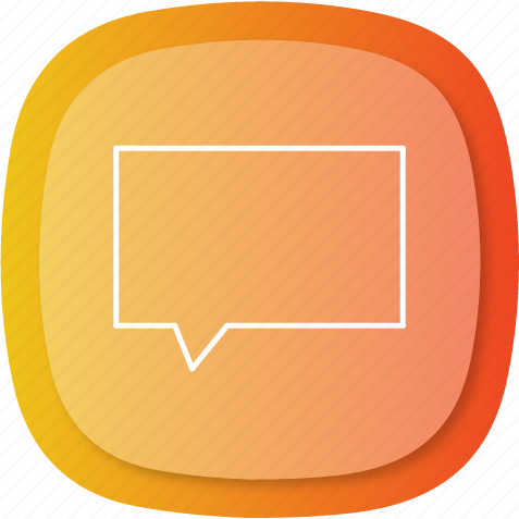 chat, im, info, instant, message, pop, text icon