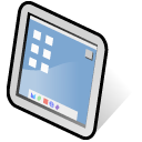 beos, desktop icon