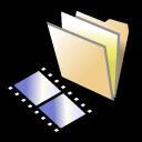 beos, folder, video