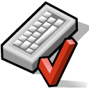 beos, keyboard icon