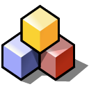 beos, blocks icon