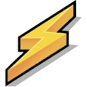 beos, flash icon