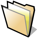 beos, folder