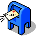 beos, daemon, mail icon
