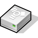 firewire, hd icon