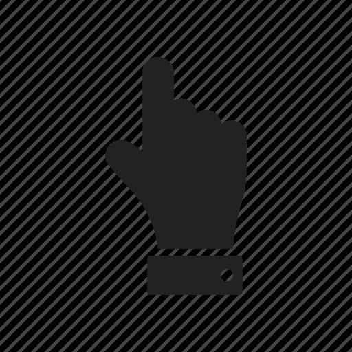 click, cursor, drag, drop, finger, hand, move, point icon
