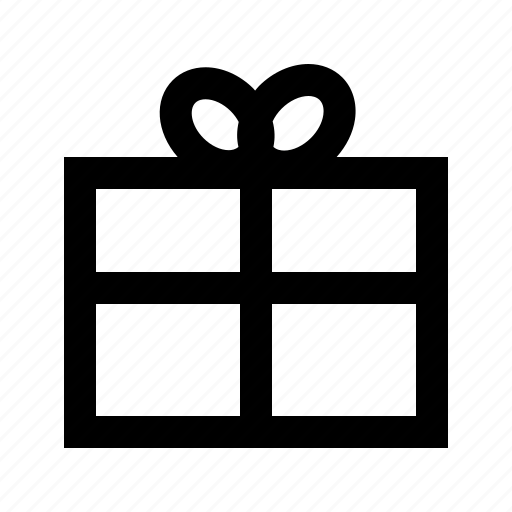delivery, discount, free, gift, present, sale icon