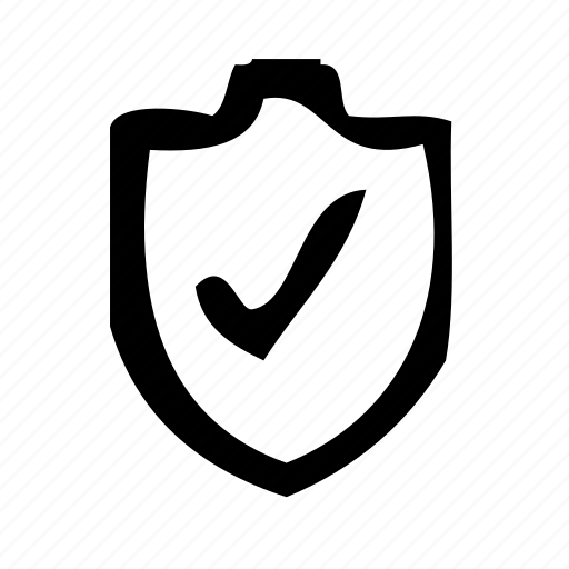 antivirus, check, protection, secure, security, shield icon