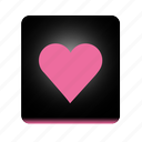 bookmarks, favorite, heart, like, love, valentine's day icon