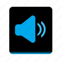 audio, multimedia, music, mute, player, sound, speaker, volume icon