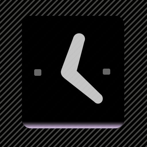 alarm, clock, time, wait icon