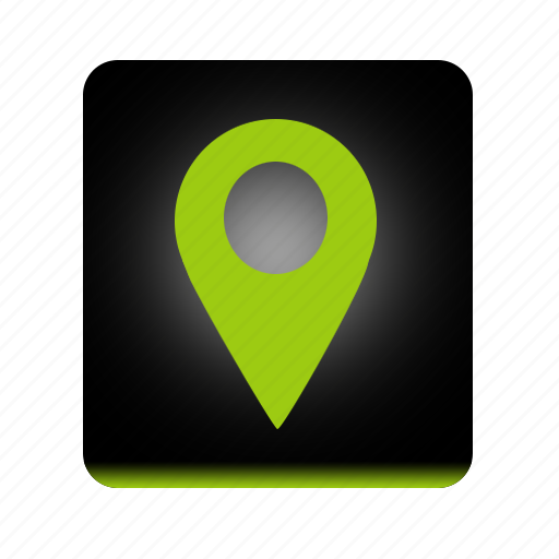 direction, gps, location, map, marker, navigate, pointer icon
