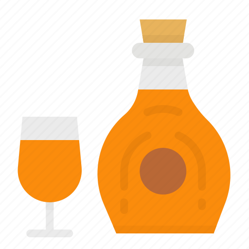 Alcohol, alcoholic, brandy, drink, pub icon - Download on Iconfinder