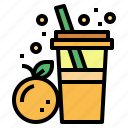 beverage, coffee, drink, juice icon