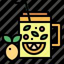 beverage, drink, lemonade, soda icon