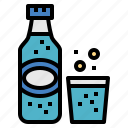 drink, glass, lemonade, soda