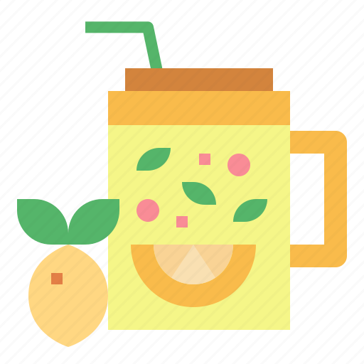 beverage, drink, lemonade, soda icon