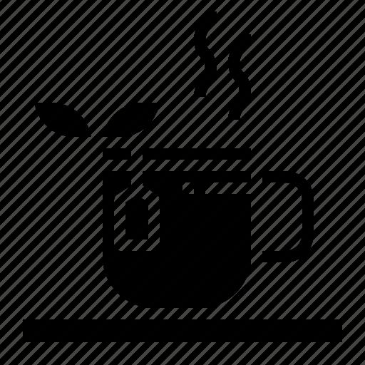coffee, drink, hot, tea icon