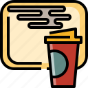 beverage, cafe, coffee, drink, hot, tea icon