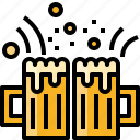 alcohol, beer, celebrate, drink, party icon