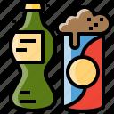 beverage, cola, drink, soda, water