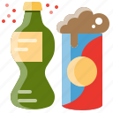 beverage, cola, drink, soda, water icon