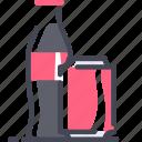 beverage, coca cola, cola, pepsi, soda icon