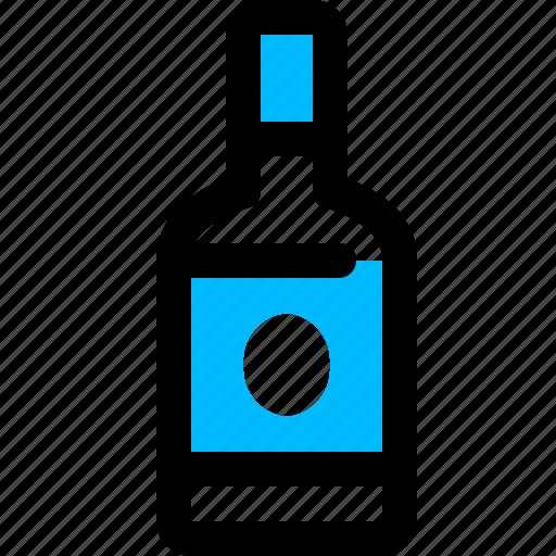 alcohol, beverage, bottle, wine icon