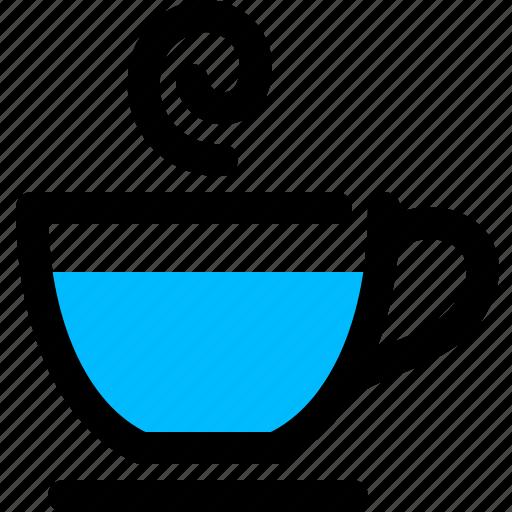 hottea, tea, teacup icon