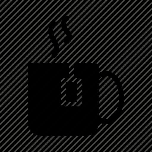 beverage, glasses, hot, tea icon