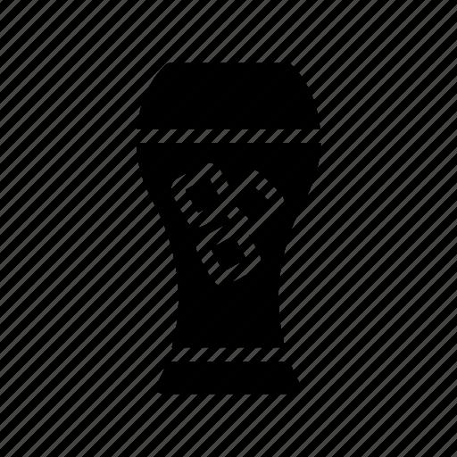 beverage, drink, glasses, ice, soft icon