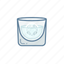 .svg, alcohol, cold, drink, glass, ice icon