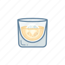 .svg, alcohol, drink, glass, ice icon
