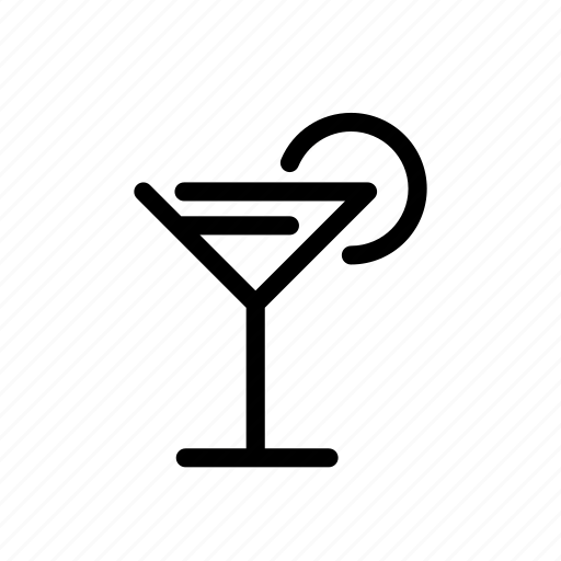 beverages, drinks, wine glass icon