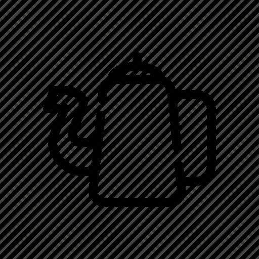 beverages, drink, tea, teapot icon