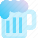 alcohol, beer, beverage, brew, hops icon