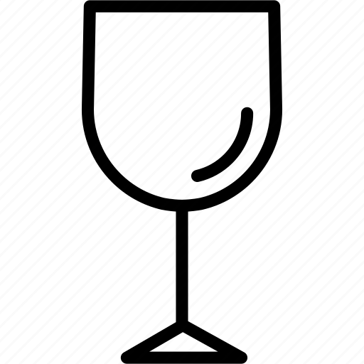 alcohol, beverage, drink, glass, wine icon