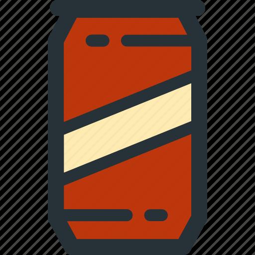 beverage, bottle, coke, cola, drink, fastfood icon