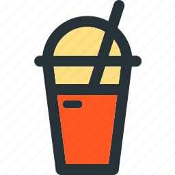 beverage, bottle, drink, glass, juice, orange icon
